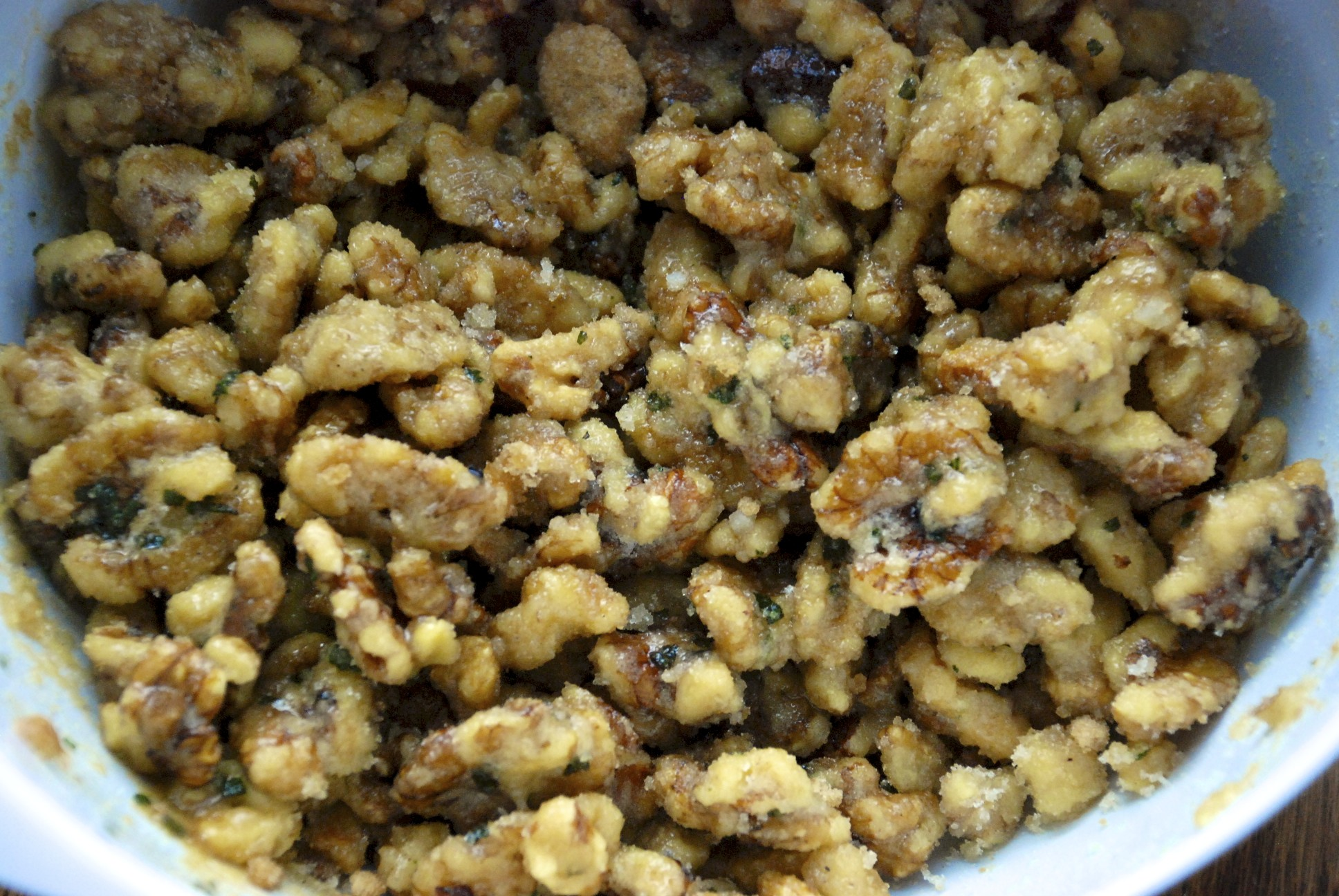 ... sage and walnuts sage candied walnuts recipe on food52 sage candied