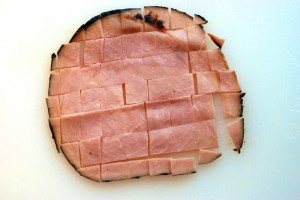 ham slice