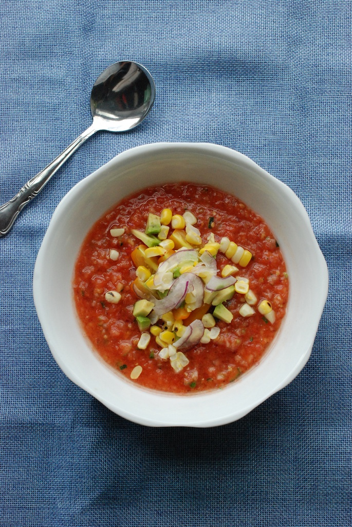 gazpacho, vertical final
