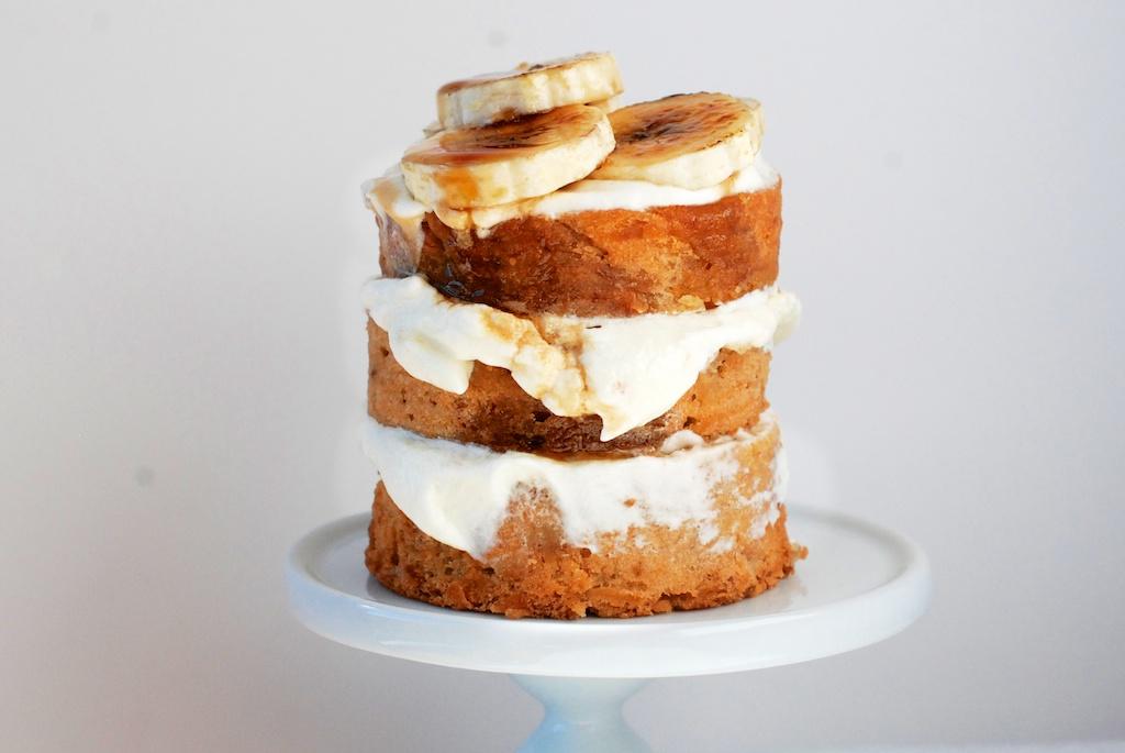 banana cake header