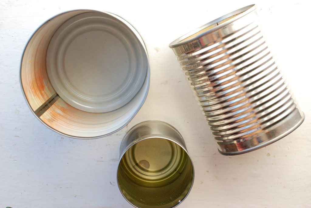 cans for baking