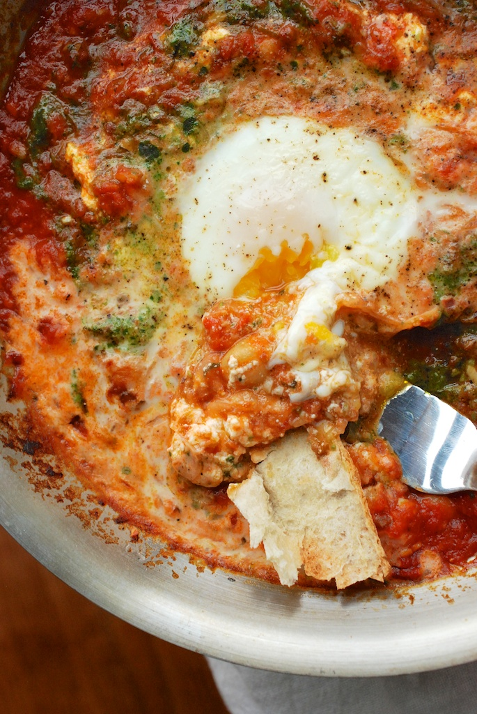 eggs in purgatory, vertical 1