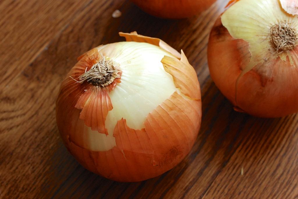 white onion