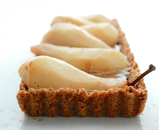 pear tart header