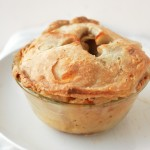 Rosemary-Cheddar Apple Pie