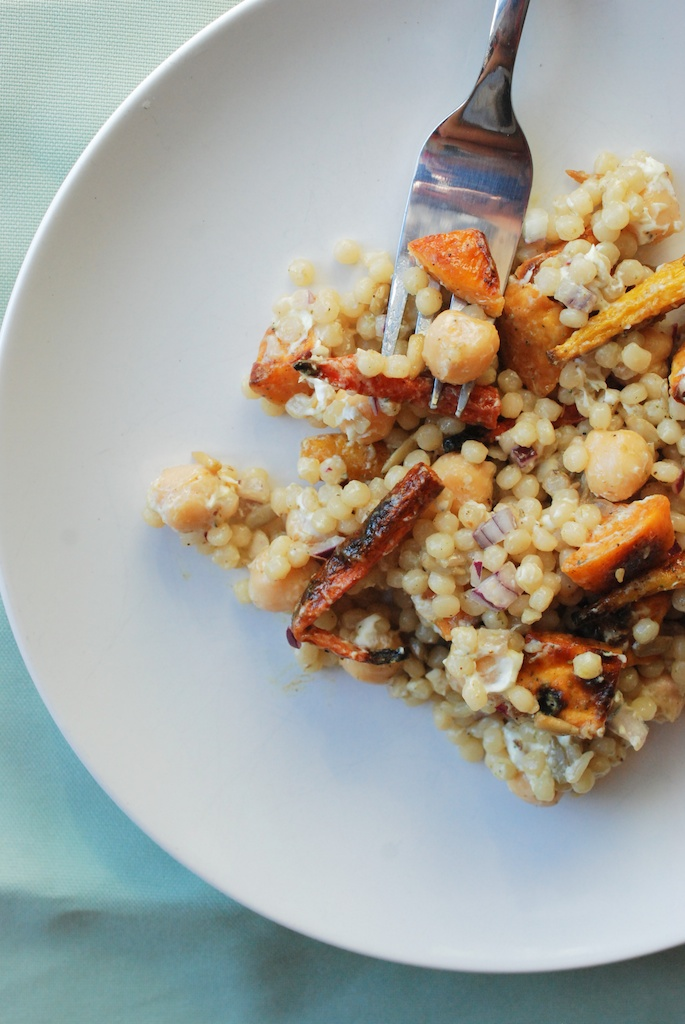 pumpkin seed couscous vertical