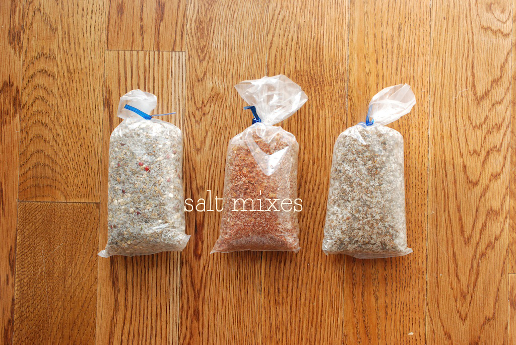 salt mixes