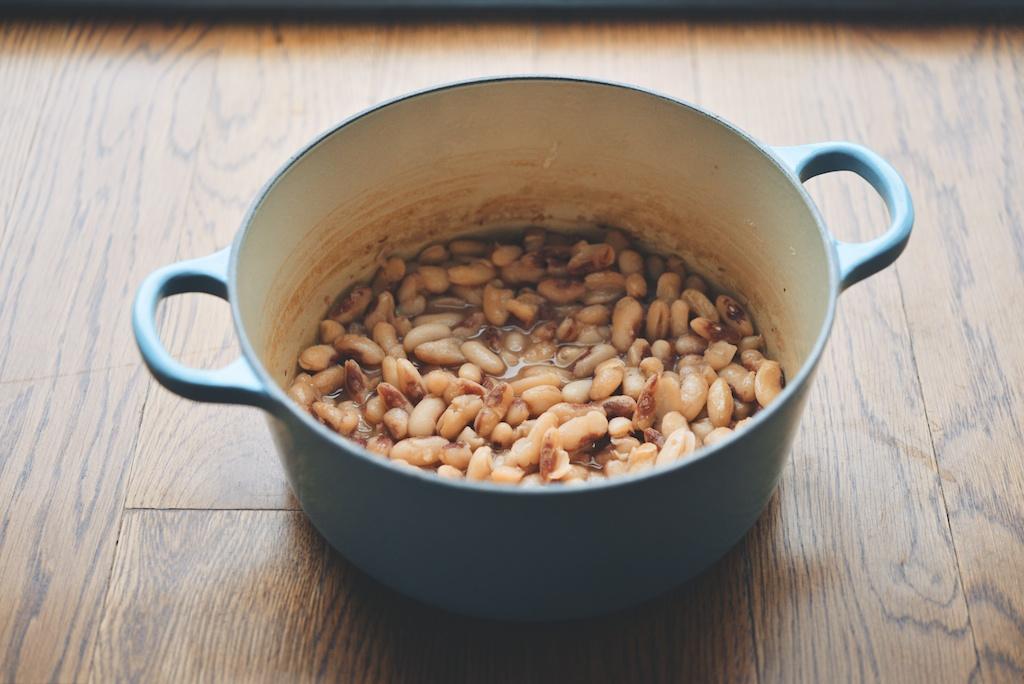 pot of beans