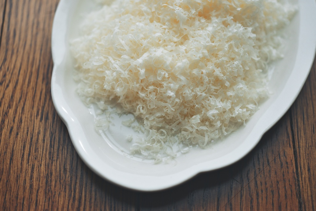 freshly grated parmesan