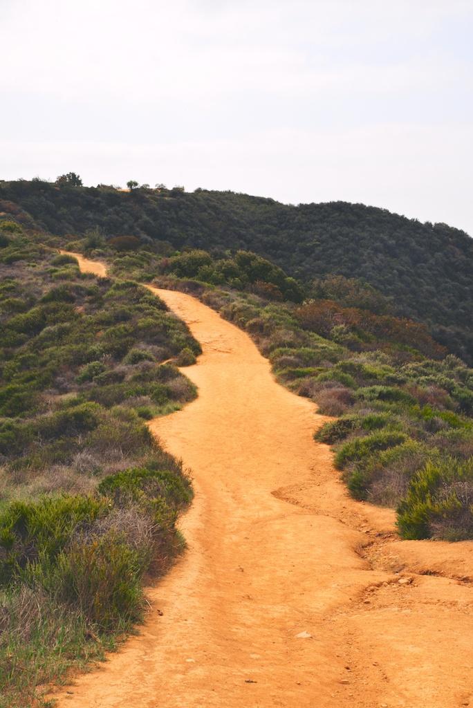 Paseo Miramar hike