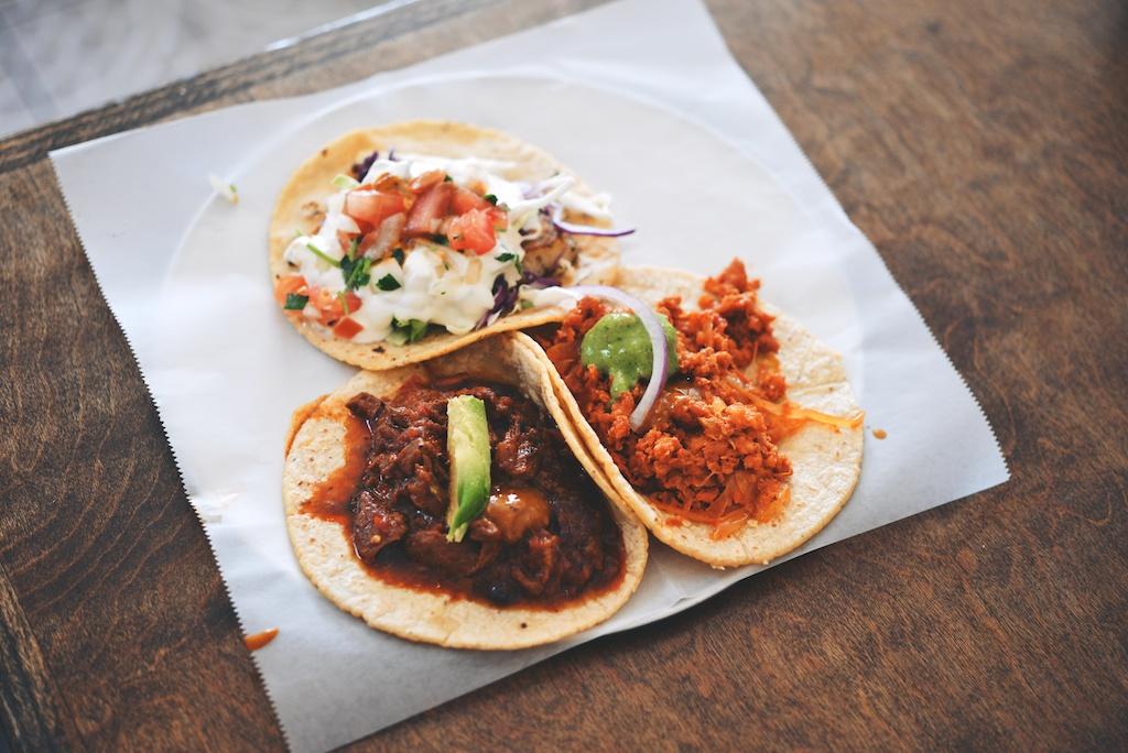 tacos at Guisados