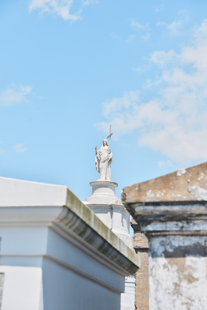 Louis 1 cemetery, New Orleans