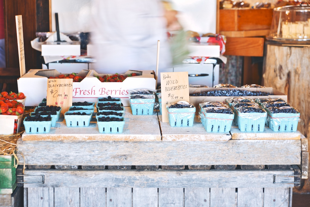 Beth's Farm Stand in Warren, Maine