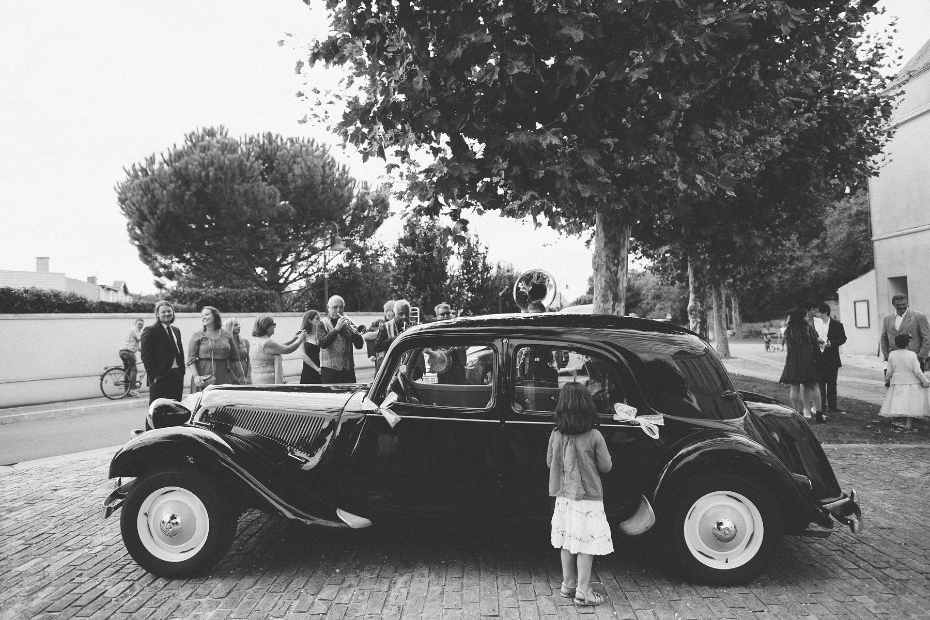 Citroën Traction Avant Type Berline 1954