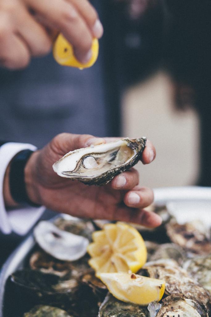 Ile de Oleron oysters
