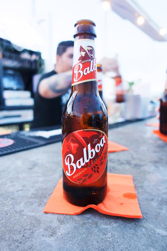 balboa panamanian beer