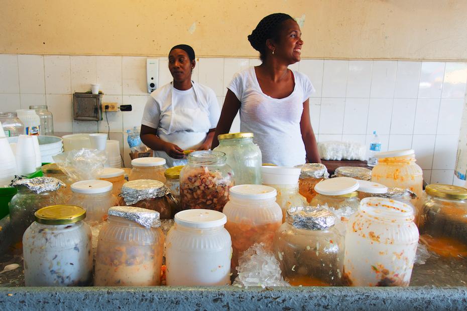 mercado de mariscos, panama city