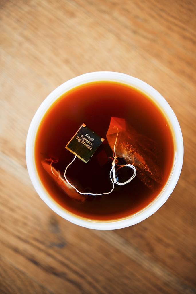vanilla roobios tea