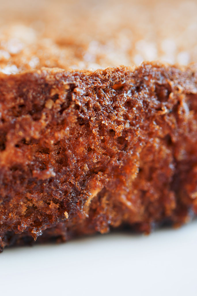 Nigel Slater's Cake of Roasted Hazelnuts, Muscovado, and Coffee
