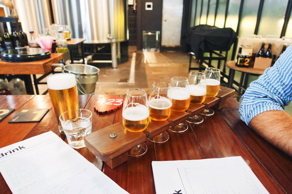 Hallertau Brewery, Auckland