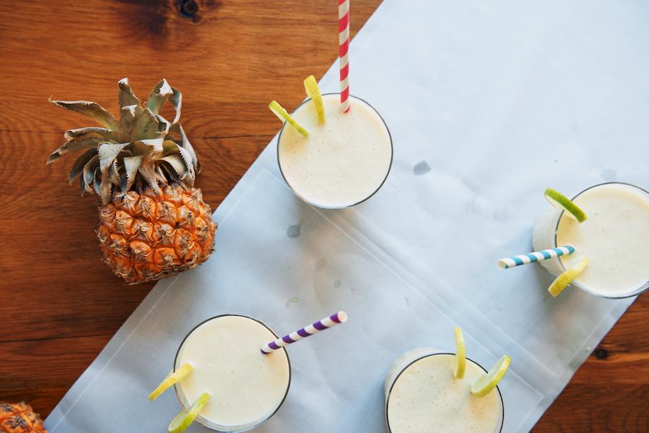 Tequila-colada Cremolada